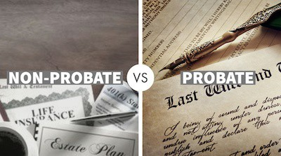 probate vs non-probate
