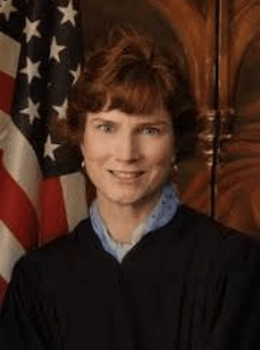 Nassau County Surrogate's Court Judge Margaret C. Reilly