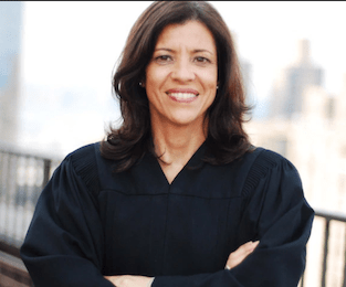 New York County Surrogate's Court Judge Rita Mella