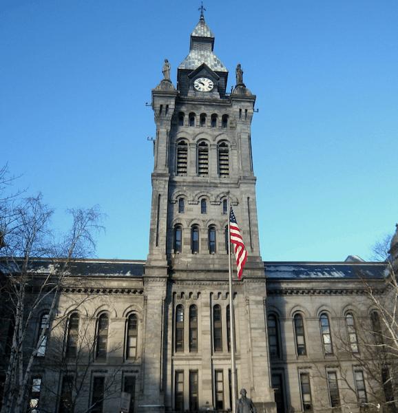 Erie County Surrogate's Court