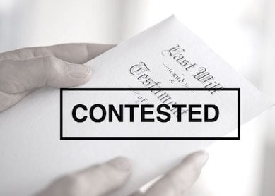 What is Mental Incompetence for Purpose of a Will Contest?