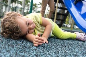 common ways children are injured in school accidents