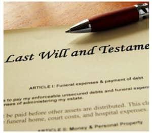 types of wills