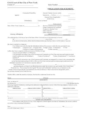 what is a judgment lien