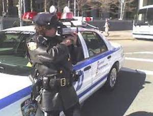Does a Police Officer Have to Prove You Were Speeding